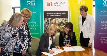 CIT Signs MoU With CSU