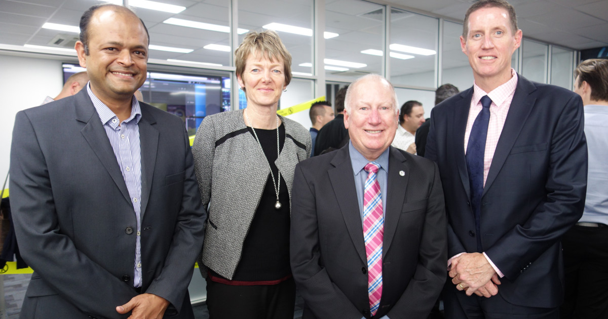 Cyber security training solution launched in Canberra