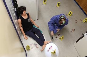 Forensic Science (Crime Scene Investigation)